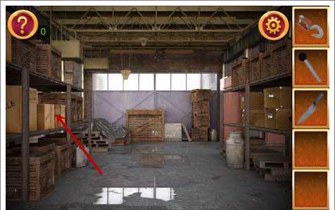 《密室逃脱5》第三关攻略 打开仓库门