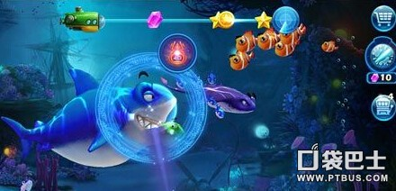 《捕鱼达人3》高分技巧详解心得 避开大群鱼,把握鱼潮