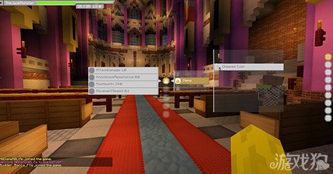 《我的世界》刀剑神域UImod新版操作界面介绍