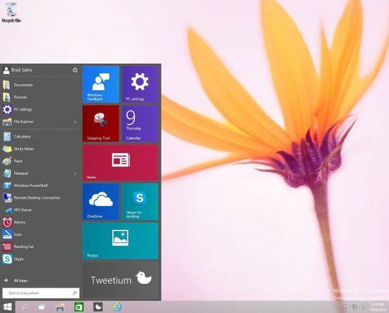 Windows 10测试项目用户超过100万 反馈信息超20万