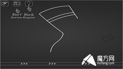 《划线拼图》第1-5关图文攻略