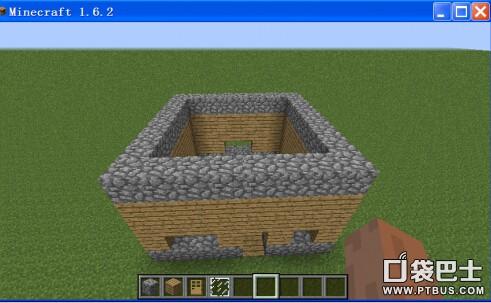 《我的世界》简易房屋制作攻略 快速上手