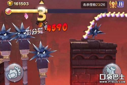 《天天风之旅》35关通关技巧 土豪+非R玩家攻略