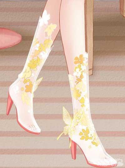 《暖暖环游世界》推荐一些好看精美的鞋子和鞋饰