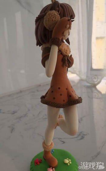 《暖暖环游世界》小猎豹套装有模型了 萌哭了