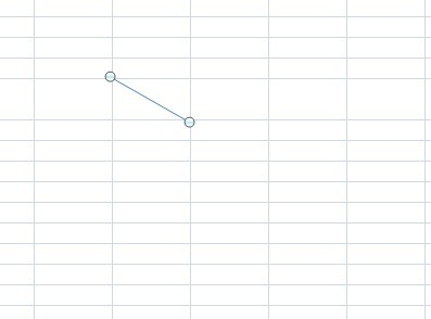 怎么在excel中画斜线