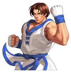 《拳皇98终极之战OL》格斗家金攻略