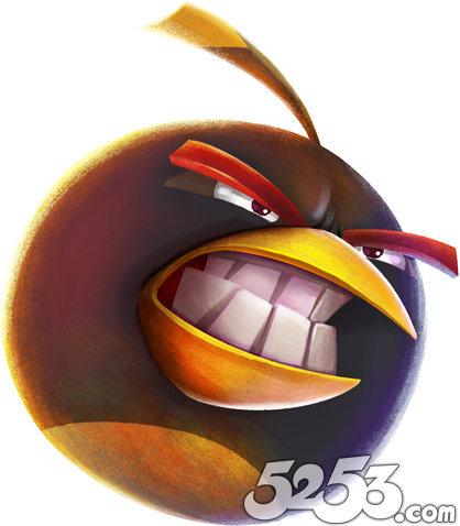 《愤怒的小鸟2》炸弹黑属性及技能介绍