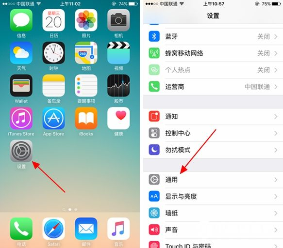 iphone6s怎么打开3D Touch