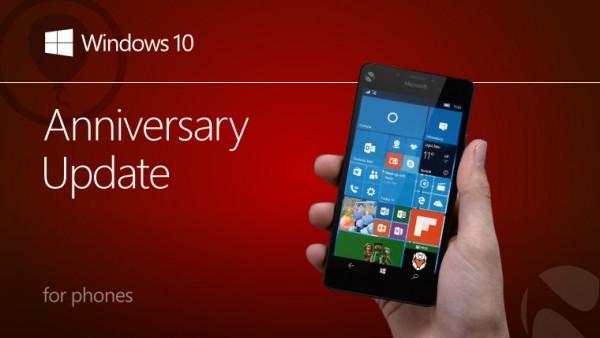 win10手机年度更新支持设备有哪些