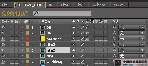超方便!AE (After Effects CS4)模板怎么用 AE模板使用教程