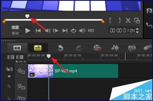 重要内容!会声会影怎么编辑视频或语音?