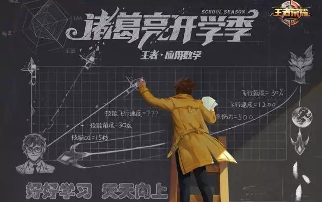 王者荣耀诸葛亮黄金分割率背景故事是什么?附故事