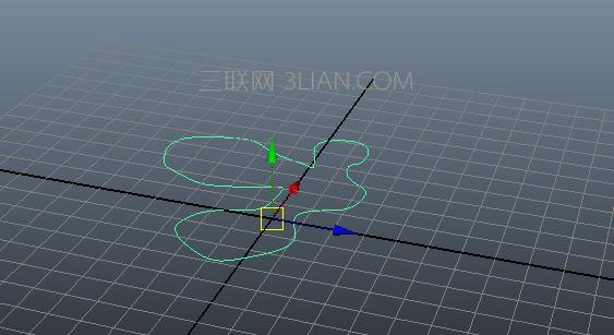 maya曲线建模曲面应该怎么做?