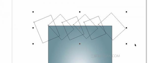 cdr怎么做发光效果?附实例