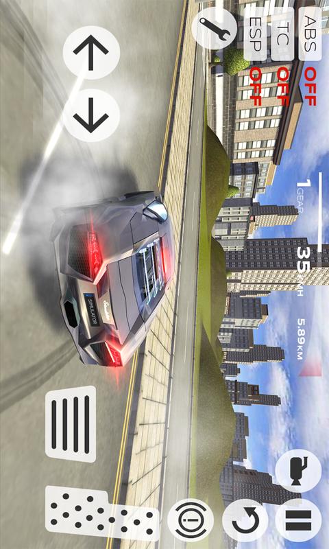 赛车驾驶模拟软件截图0