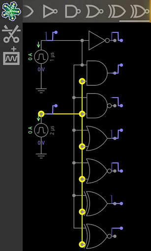 电子电路模拟器 EveryCircuit Full软件截图2