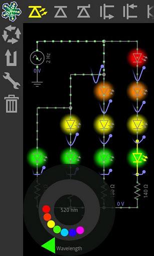 电子电路模拟器 EveryCircuit Full软件截图1