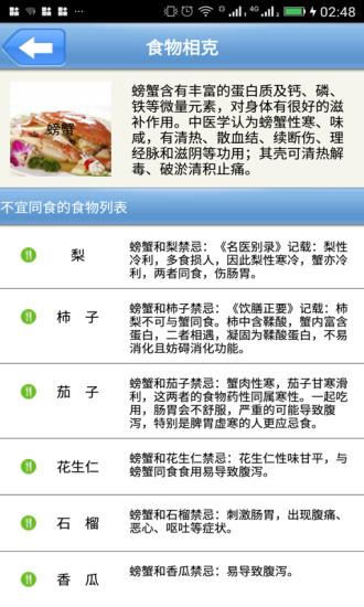 中医偏方秘方软件截图2