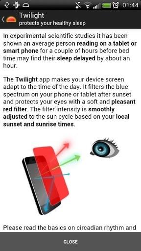 薄暮微光 Twilight